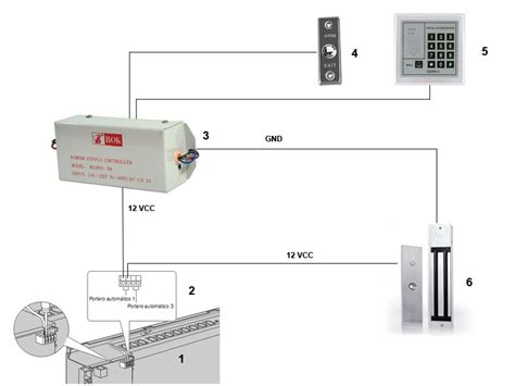 solucionado instalar cerradura electromagn 233 tica en centralita kx tes824 yoreparo
