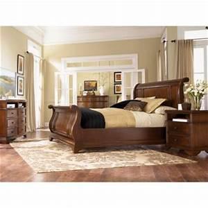 Costco Grande Sleigh 6 Piece Cal King Bedroom Set For
