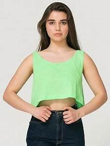 Neon Green Tank Top on Pinterest