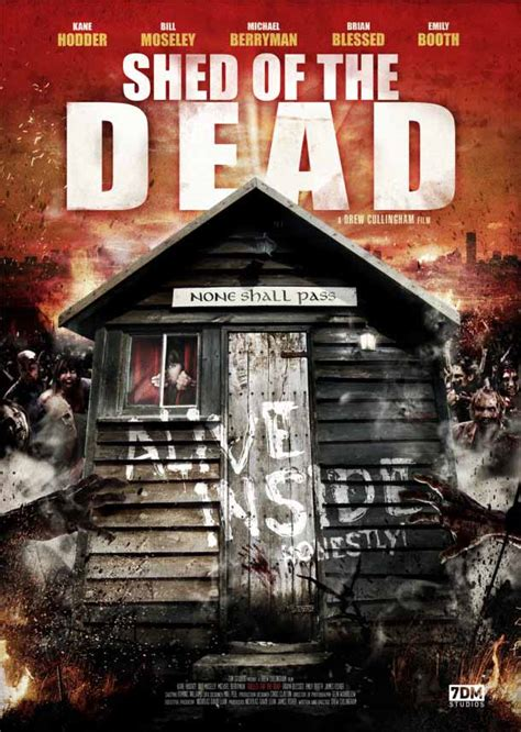 dead shed movie poster movies