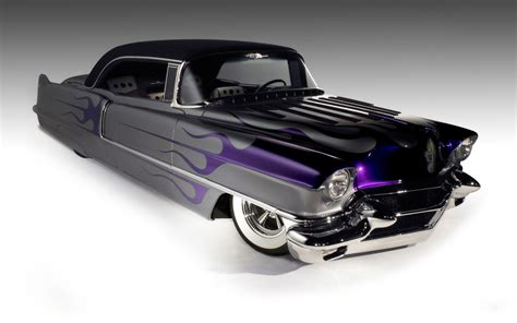 Custom Cadillac Muscle Car, Vintage Cadillac Wallpaper