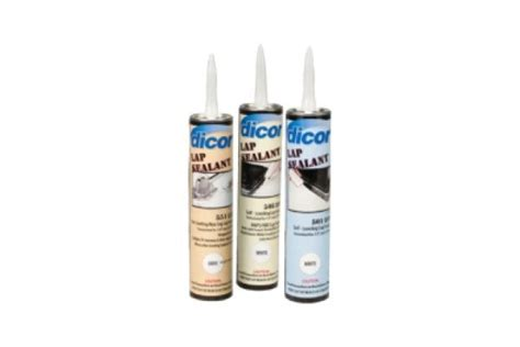 Dicor® 551LSW - White Lap Sealant