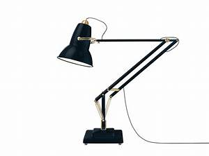 buy the anglepoise original 1227 giant brass floor lamp at With real brass floor lamp
