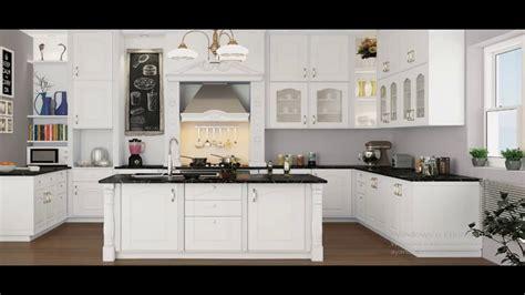 Mutfak Dolab1 Modelleri by Yeni Trend 2018 Model Kantri Tarzı Mutfak Dolapları
