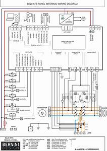 Lift Control Panel Wiring Diagram