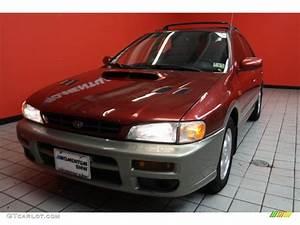 Sport 2000 Gray : 2000 sedona red pearl subaru impreza outback sport wagon 42188290 photo 2 car ~ Gottalentnigeria.com Avis de Voitures