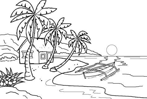 Dalam episode kali ini kita akan menggambar dan mewarnai pemandangan dasar laut dengan oil pastel. Mewarnai Pemandangan Pantai Yang Indah • BELAJARMEWARNAI.info