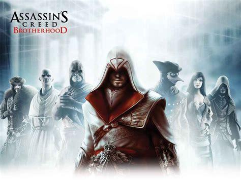 assassins creed brotherhood wallpaper hd wallpapersafari