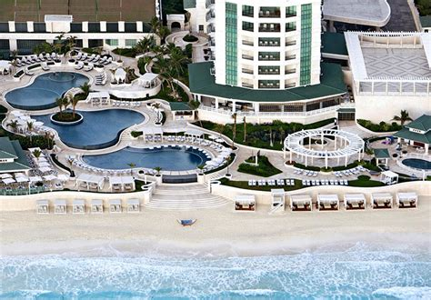 sparkling voyages le meridien cancun resort spa