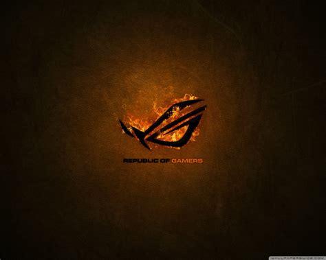 Republic Of Gamers 4k Wallpapers