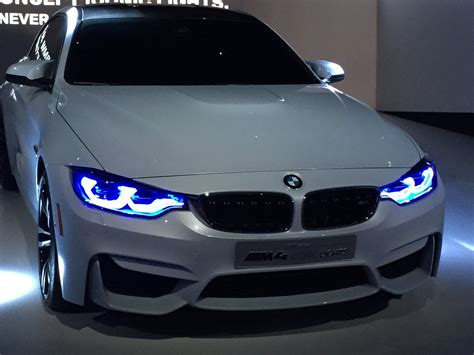 Bmw Lights by 2015 Bmw M4 Iconic Lights Concept Desktop Backgrounds