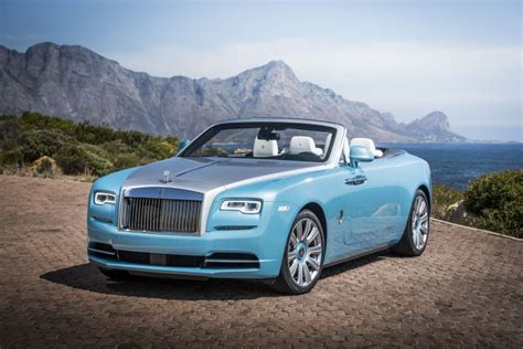 2017 Rolls Royce Dawn Convertible Overview & Price