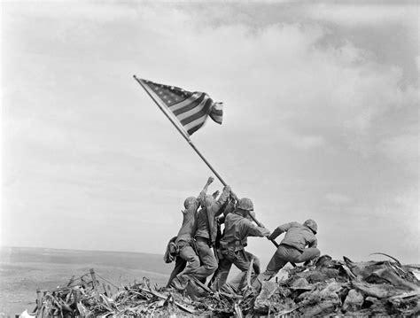Group Seeks To Name Navy Ship For Iwo Jima Photographer