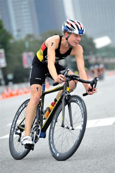 She competed in the women's event at the 2016 summer olympics where she finished in 28th place. Laura Lindemann | Triathlon.org