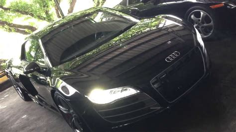 2011 Audi R8 52l V10 For Sale Php 10 Million By Manila