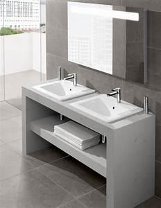 Geschirrset Villeroy Und Boch : venticello collection by villeroy boch linear bathroom design ~ Orissabook.com Haus und Dekorationen