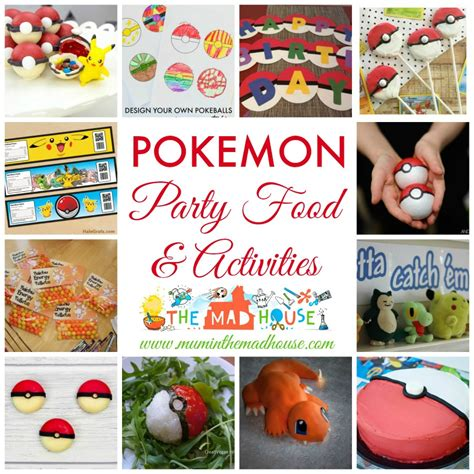 decorations diy diy pokemon party ideas mum in the madhouse