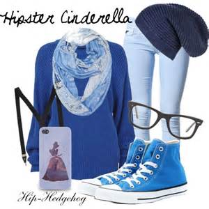 Hipster Cinderella Outfit