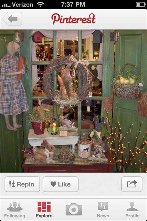 primitive easter craft ideas pinterest primitives