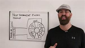 Nest Thermostat 2 Wire Hookup Instructions