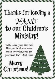 Church Volunteer Appreciation Gifts
