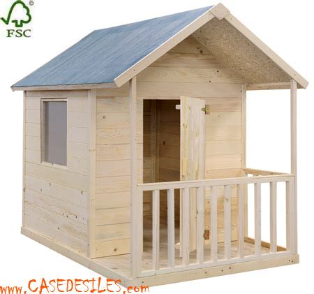 maisonnette en bois cabane enfant kangourou 332