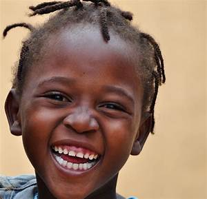 Children smile from #Mozambique. Pure, honest and sincere ...
