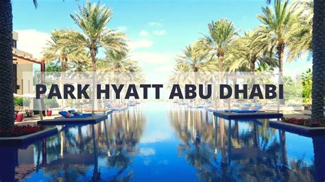 Park Abu Dhabi by Park Hyatt Abu Dhabi Hotel Villas