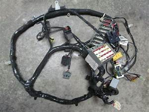 2000 Jeep Wrangler Tj Under Dash Wire Harness W  Fusebox