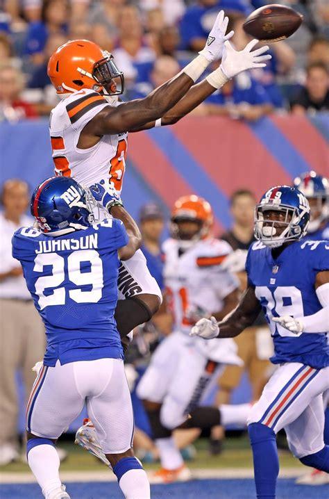 David Njoku preseason touchdown | Cleveland browns history ...