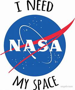 """""""I Need My Space (NASA)"""" Stickers by eeyebrows 