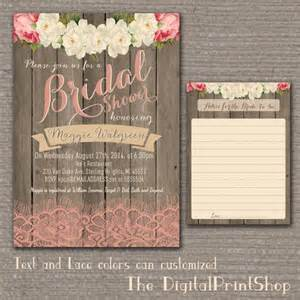 where to buy peonies garden rustic baby bridal shower invite wood pink