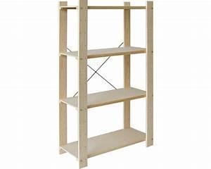 Ikea Holzregal Keller : holz schwerlastregal sven 900x1800x400 mm mit 4 b den bei ~ Lizthompson.info Haus und Dekorationen
