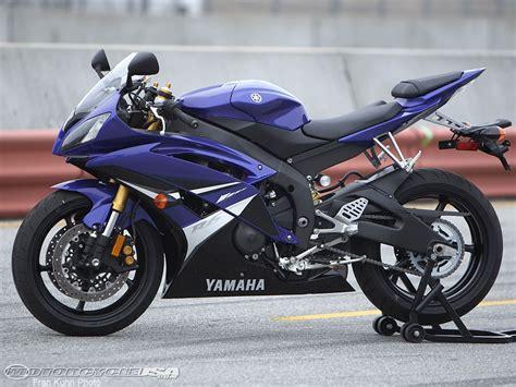 2008 Yamaha R6 by 2008 Yamaha Yzf R6 Photos Motorcycle Usa