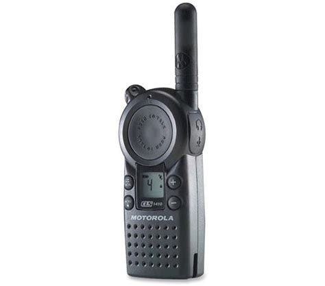 motorola cls1410 2 way radio 5 mile range 10723755565132 ebay