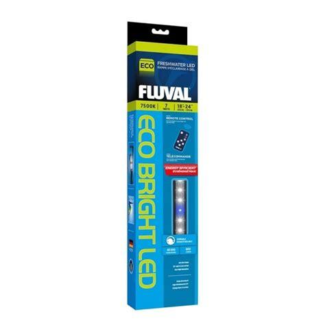 fluval eco bright led aquarium lighting fluval from pond
