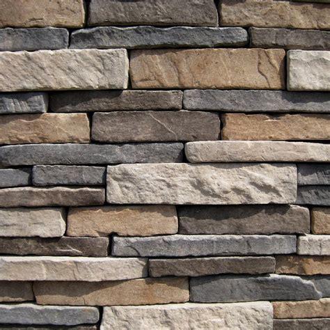 stacked sandstone black bear pallets manufactured stone southern stacked stone ozark stacked stone 10 sq ft flat