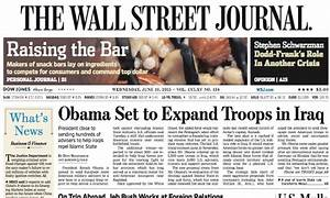 Wall Street Journal to revamp European and Asian editions ...