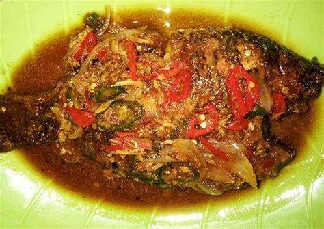 Asam padeh ikan tongkol ikan asam pedas sampadeh ikan indonesian hot sour fish ii clk. Masak Ikan Nila Pedas Manis / Resep Ikan Nila Asam Manis ...