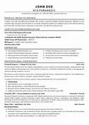 Resume07 Emt Paramedic Emt Resume With No Experience New EMT Resume How To Write A Certified Letter Selopjebat Every Resume Helps Nurse Resume Emergency Room Certified Registered Nurse Anesthetist