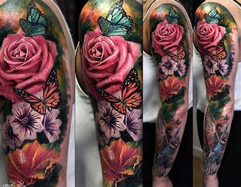 arm blumen best 25 butterfly sleeve ideas on sleeve half sleeve tattoos