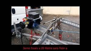 Treuil Electrique Bateau : test treuil 6 tonnes sur remorque porte voiture tracter ~ Nature-et-papiers.com Idées de Décoration