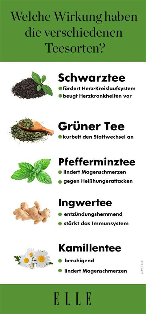 teesorten und ihre wirkung teesorten und ihre wirkung ern 228 hrung