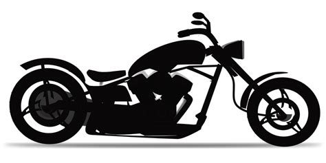 Chopper Motorbike Motorcycle · Free Vector Graphic On Pixabay