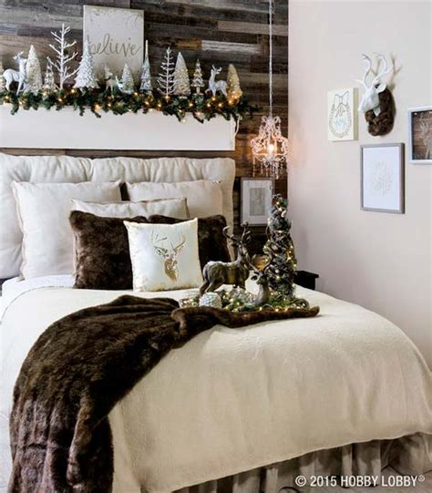Diy your christmas gifts this year with 925 sterling silver photo charms from glamulet. 33 Best Christmas Decorating Ideas for Your Bedroom ...