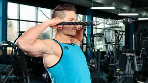 The Ultimate Cable Shoulder Workout