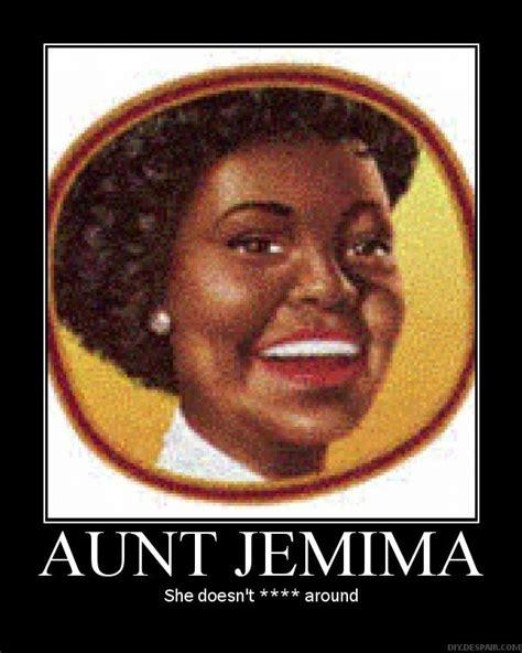 Aunt Jemima Meme - confederate flag first fleur de lis next