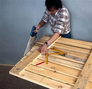 comment fabriquer une porte pour la cave bricobistro With fabriquer porte en bois
