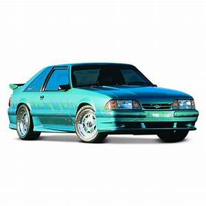 for Ford Mustang 1979-1982 Xenon 3160 Body Kit Unpainted for sale online | eBay