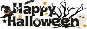 Large Halloween Banners - Halloween Cartoon Clip Art